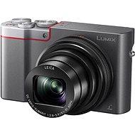 Panasonic LUMIX DMC-TZ100 strieborný - Digitálny fotoaparát