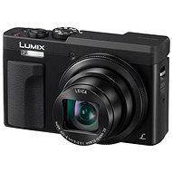 Panasonic LUMIX DMC-TZ90 čierny - Digitálny fotoaparát