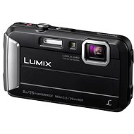 Panasonic LUMIX DMC-FT30 čierny