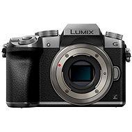 Panasonic LUMIX DMC-G7 čierny - Digitálny fotoaparát