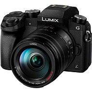 Panasonic LUMIX DMC-G7 čierny + objektív LUMIX G VARIO 14–140 mm (F3.5–5.6) - Digitálny fotoaparát