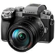 Panasonic LUMIX DMC-G7 strieborný + objektív LUMIX G VARIO 14–140 mm (F3.5–5.6) - Digitálny fotoaparát