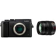 Panasonic LUMIX DMC-GX8 čierny + objektív 12–35 mm/F2.8 - Digitálny fotoaparát
