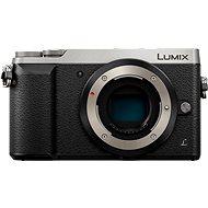 Panasonic LUMIX DMC-GX80 strieborné telo - Digitálny fotoaparát