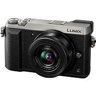 Panasonic LUMIX DMC-GX80 strieborný + objektív 12–32 mm - Digitálny fotoaparát