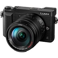 Panasonic LUMIX DMC-GX80 čierny + objektív 14–140 mm - Digitálny fotoaparát