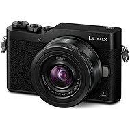 Panasonic LUMIX DMC-GX800 čierny + objektív 12–32 mm - Digitálny fotoaparát