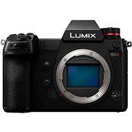 Panasonic LUMIX DC-S1R telo - Digitálny fotoaparát