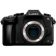 Panasonic LUMIX DMC-G80 čierny - Digitálny fotoaparát