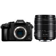 Panasonic LUMIX DMC-G80 + objektív 14–140 mm - Digitálny fotoaparát