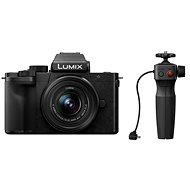 Panasonic LUMIX G100 + 12-32mm Lens + DMW-SHGR1 Tripod - Digital Camera