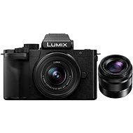 Panasonic LUMIX G100 + objektív 12–32 mm + objektív 35–100 mm - Digitálny fotoaparát