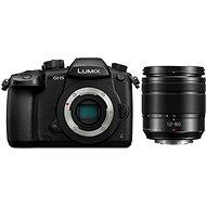 Panasonic LUMIX DC-GH5 + Lumix G Vario 12–60 mm F3.5–5.6 ASPH - Digitálny fotoaparát