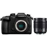Panasonic LUMIX DC-GH5 + Lumix G Vario 12–60 mm f/3,5–5,6 ASPH + Panasonic Lumix G X 12–35 mm f/2,8 II - Digitálny fotoaparát