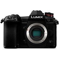 Panasonic LUMIX DC-G9 telo - Digitálny fotoaparát