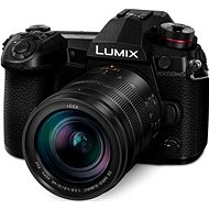 Panasonic LUMIX DC-G9 + Leica 12–60 mm f/2.8–4.0 ASPH Power OIS čierny