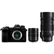 Panasonic LUMIX DC-G9 + Leica 12–60 mm f/2,8 – 4,0 ASPH Power OIS čierny + Panasonic Leica DG Vario-Elma