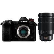 Panasonic LUMIX DC-G9 telo + Leica DG Elmarit 50–200 mm f/2,8 – 4,0 Power O.I.S