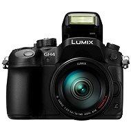 Panasonic LUMIX DMC-GH4 + objektív LUMIX GX VARIO 12–35mm (F2.8) - Digitálny fotoaparát