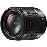 Panasonic Lumix G Vario 14–140mm f/3,5–5,6 čierny - Objektív