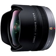 Panasonic Lumix G Fisheye 8 mm f/3,5 - Objektív