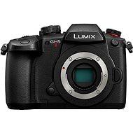 Panasonic Lumix DC-GH5 Mark II telo - Digitálny fotoaparát