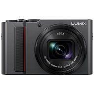 Panasonic Lumix DMC-TZ200 strieborný - Digitálny fotoaparát