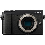 Panasonic Lumix DC-GX9 telo čierny - Digitálny fotoaparát