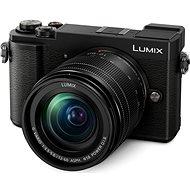 Panasonic Lumix DC-GX9 + 12–60 mm čierny - Digitálny fotoaparát