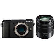 Panasonic Lumix DC-GX9 + 14–140 mm čierny - Digitálny fotoaparát