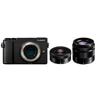 Panasonic Lumix DC-GX9 + 12–32 mm + 35–100 mm čierny
