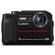 Panasonic LUMIX DMC-FT7 čierny - Digitálny fotoaparát