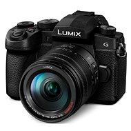 Panasonic LUMIX DC-G90 + Lumix G Vario 14 – 140 mm čierny - Digitálny fotoaparát