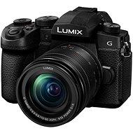 Panasonic LUMIX DC-G90 + Lumix G Vario 12 – 60 mm čierny - Digitálny fotoaparát