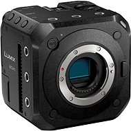 Panasonic LUMIX Box-Style DC-BGH1 telo - Digitálna kamera
