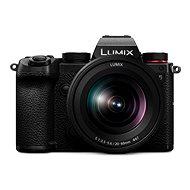 Panasonic Lumix DC-S5 + 20–60 mm - Digitálny fotoaparát