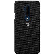 OnePlus 7T Pro Nylon Bumper Case (Black) - Kryt na mobil