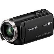 Panasonic HC-V260 čierna - Digitálna kamera