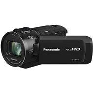 Panasonic V800 čierna - Digitálna kamera