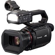 Panasonic HC-X2000 - Digitálna kamera