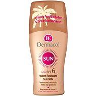 DERMACOL Sun Water Resistant Sun Milk SPF 6 200 ml - Sprej na opaľovanie