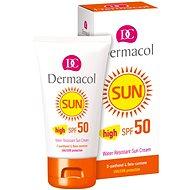DERMACOL SUN Zvláčňujúci krém na opaľovanie SPF 50 (50 ml) - Opaľovací krém