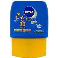 NIVEA SUN Kids Pocket Size SPF 30 50 ml - Mlieko na opaľovanie