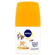 NIVEA SUN Kids Protect & Sensitive SPF 50 + 50 ml - Mlieko na opaľovanie