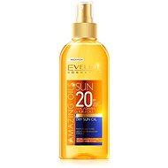 EVELINE Cosmetics Amazing Oils Dry Sun Oil SPF 20 150 ml - Olej na opaľovanie