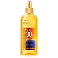 EVELINE Cosmetics Amazing Oils Dry Sun Oil SPF 30 150 ml - Olej na opaľovanie