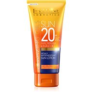 EVELINE Cosmetics Amazing Oils Highly Water-Resist Sun Lotion SPF 20 200 ml - Opaľovací krém