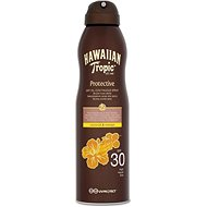 HAWAIIAN TROPIC Protective Dry Oil Continuous Spray SPF30 177 ml - Olej na opaľovanie