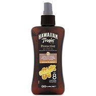 HAWAIIAN TROPIC Protective Dry Spray Oil SPF8 200 ml - Olej na opaľovanie
