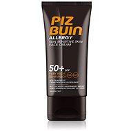 PIZ BUIN Allergy Sun Sensitive Face Cream SPF50+ 50 ml - Opaľovací krém